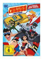 Justice League Action - Staffel 1 DVD-Box (DVD) für 8,99 Euro