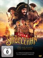 Käpt'n Säbelzahn und der Schatz von Lama Rama (DVD) für 7,99 Euro