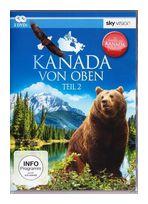 Kanada von oben - Teil 2 - 2 Disc DVD (DVD) für 15,99 Euro