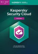 Kaspersky Security Cloud Personal Edition 5 Geräte (Code in a Box) (PC) für 84,99 Euro