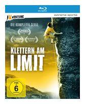 Klettern am Limit - Die komplette Serie (BLU-RAY) für 8,99 Euro