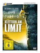 Klettern am Limit - Die komplette Serie (DVD) für 7,99 Euro