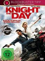 Knight and Day ProSieben Blockbuster Tipp (DVD) für 7,99 Euro