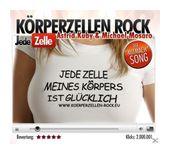 Körperzellen Rock-Jede Zelle Meines Körpers ist (Astrid Kuby) für 5,99 Euro