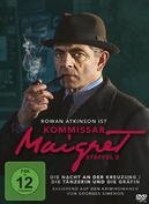 Kommissar Maigret - Staffel 2: Die Nacht an der Kreuzung / Die Tänzerin und die Gräfin (DVD) für 16,99 Euro