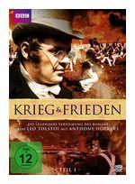 Krieg und Frieden - Teil 1 (DVD) für 14,99 Euro