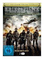 Kriegsfilm Box - Edition 2 (DVD) für 9,99 Euro