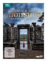 Länder des Monsuns - Wunderbares Asien (DVD) für 24,99 Euro