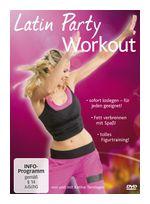 Latin Party Workout - Hier kommt der Kult! (DVD) für 12,99 Euro