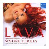 Lava ? Opera Arias from 18th Century N (Simone Kermes) für 8,49 Euro