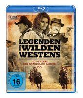 Legenden des Wilden Westens (100 Gewehre, Lawman, Der gnadenlose Rächer) Bluray Box (BLU-RAY) für 24,99 Euro