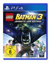 LEGO Batman 3: Jenseits von Gotham (Software Pyramide) (PlayStation 4) für 30,00 Euro