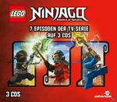 Lego Ninjago Hörspielbox 4 (CD(s)) für 9,99 Euro
