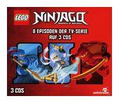 Lego Ninjago Hörspielbox (CD(s)) für 9,99 Euro