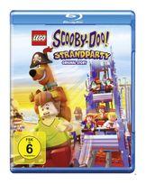 LEGO Scooby-Doo! Strandparty (BLU-RAY) für 9,99 Euro