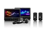 Lenco DVP-938 2x portabler 9'' DVD-Player Sony Pictures Animation Bundle für 199,99 Euro
