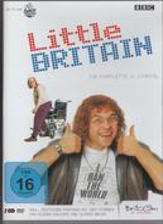 Little Britain - 2. Staffel (DVD) für 9,99 Euro