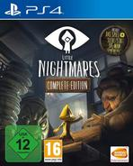 Little Nightmares - Complete Edition (PlayStation 4) für 9,99 Euro