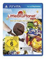 LittleBigPlanet: Marvel Super Hero Edition (PlayStation Vita) für 29,99 Euro
