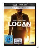 Logan - The Wolverine - 2 Disc Bluray (4K Ultra HD BLU-RAY + BLU-RAY) für 24,99 Euro