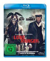 Lone Ranger (BLU-RAY) für 12,99 Euro