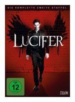 Lucifer - Die komplette zweite Staffel DVD-Box (DVD) für 29,99 Euro