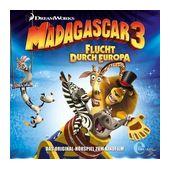 Madagascar 03: Flucht durch Europa (CD(s)) für 6,99 Euro