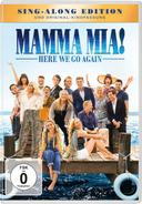 Mamma Mia: Here We Go Again! (DVD) für 12,99 Euro