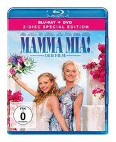 Mamma Mia! Special 2-Disc Edition (BLU-RAY + DVD) für 12,99 Euro