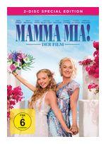 Mamma Mia! Special 2-Disc Edition (DVD) für 7,99 Euro