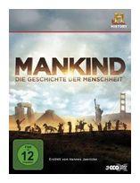 Mankind - Die Geschichte der Menschheit DVD-Box (DVD) für 19,99 Euro