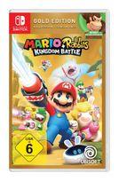 Mario + Rabbids Kingdom Battle Gold Edition (Nintendo Switch) für 34,99 Euro
