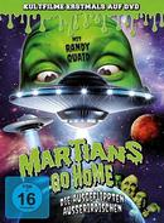 Martians go home-Die ausgeflippten Außerirdischen (DVD) für 6,99 Euro