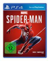 Marvel's Spider-Man (PlayStation 4) für 62,99 Euro