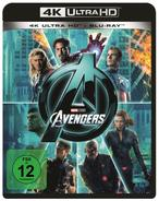 Marvel's The Avengers (4K Ultra HD BLU-RAY) für 33,99 Euro