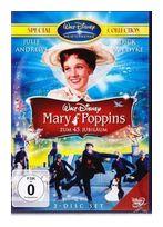 Mary Poppins Special Edition (DVD) für 13,99 Euro