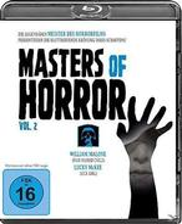 Masters of Horror Vol. 2 - Vol. 2 (BLU-RAY) für 9,99 Euro