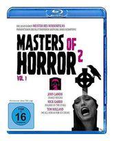 Masters of Horror Vol. 2 - Vol. 1 (BLU-RAY) für 9,99 Euro