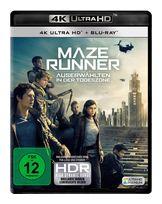 Maze Runner: Die Auserwählten in der Todeszone - 2 Disc Bluray (4K Ultra HD BLU-RAY) für 28,99 Euro