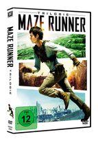Maze Runner Trilogie ProSieben Blockbuster Tipp (DVD) für 21,99 Euro