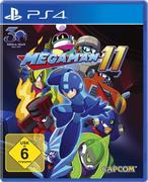 Megaman 11 (PlayStation 4) für 29,99 Euro