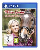 Mein Gestüt - Ein Leben für die Pferde (PlayStation 4) für 20,00 Euro