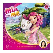 Mia and Me 02: Ein seltsames Orakel (CD(s)) für 6,99 Euro