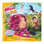 Mia and me 04: Die Legende vom Schwarzen Einhorn (CD(s)) für 6,99 Euro