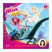 Mia and Me 05: Kleiner Drache Baby Blue (CD(s)) für 6,99 Euro
