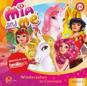 Mia and me 14: Wiedersehen in Centopia (CD(s)) für 6,99 Euro