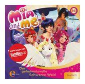 Mia and me 16: Der geheimnisvolle Schwarze Wald (CD(s)) für 6,99 Euro