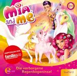 Mia and me 21: Die verborgene Regenbogeninsel (CD(s)) für 6,99 Euro