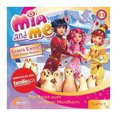 Mia and me 23: Die Reise zum eisigen Nordhorn (CD(s)) für 6,99 Euro