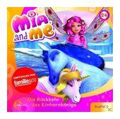 Mia and Me 24: Die Rückkehr des Einhornkönigs (CD(s)) für 6,99 Euro